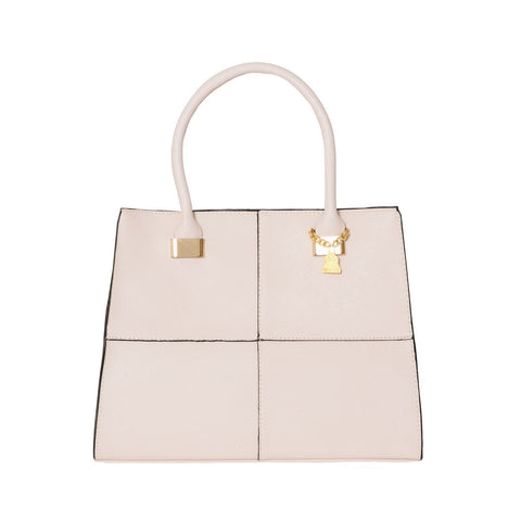 Wilby Medium Handbag in Off-White-Womens Tote-Wilby-Unicorn Goods