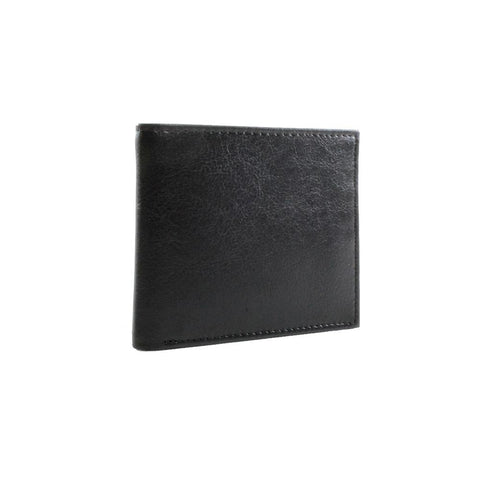 Wills Billfold Wallet in Black-Mens Wallet-Amanda Jay-Unicorn Goods