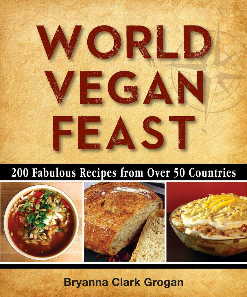 World Vegan Feast-Cookbook-Books-A-Million-Unicorn Goods