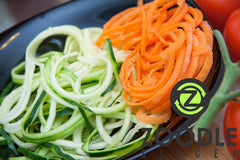 Zoodle Slicer Vegetable Spiral Slicer and Pasta Maker-Kitchen Accessory-Amazon-Unicorn Goods