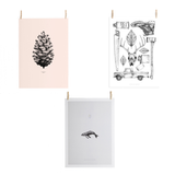 Paper Collective Graphic Poster - Huset Shop - 1