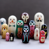 Ingela P. Arrhenius for OMM Nesting Dolls - Huset Shop - 1