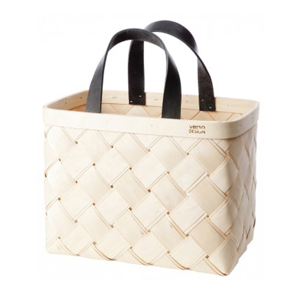 Verso Lastu Shopping Basket - Huset Shop - 2