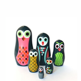 Ingela P. Arrhenius for OMM Nesting Dolls - Huset Shop - 2