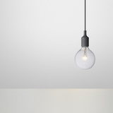 Muuto E27 Pendant Light by Mattias Ståhlbom - Huset Shop - 3