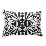 House of Rym Abstract Cover Me Up Cushion Cover, House of Rym, Huset | Modern Scandinavian Design