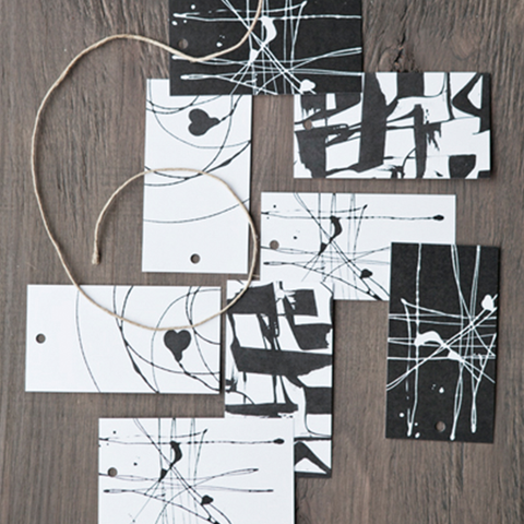 Ylva Skarp Gift Tag Set