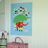 Littlephant Rain Poster, Littlephant, Huset | Modern Scandinavian Design