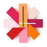 Normann Copenhagen Watch Me Wall Clock, Normann Copenhagen, Huset | Modern Scandinavian Design
