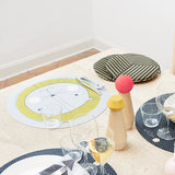OYOY Round Kids Placemat - Huset Shop - 2