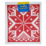 Swedish Holiday Dish Cloth - Huset Shop - 8