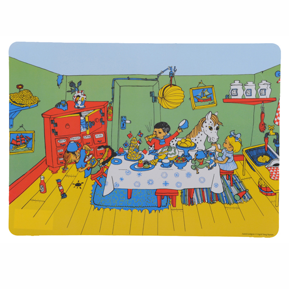 Pippi Longstocking Placemats - Huset Shop - 3