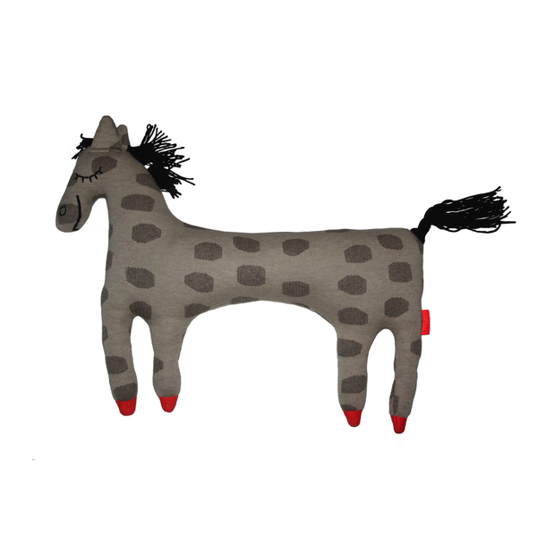 "OYOY Horse ""Pippa"" Cushion - Huset Shop"