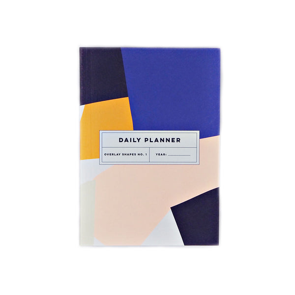 The Completist Overlay Shapes No 1 Daily Planner