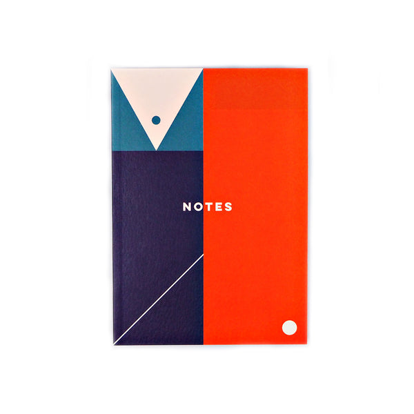 The Completist Block Shapes Notebook