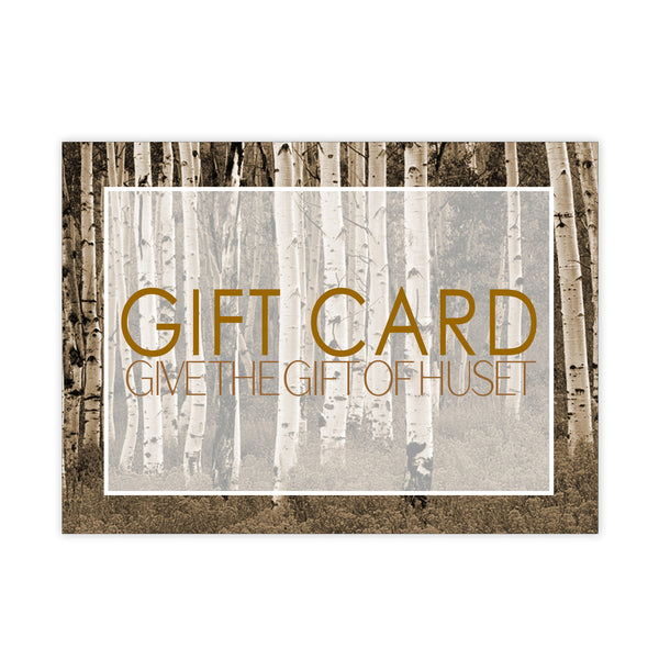 Gift Card - Huset Shop - 1