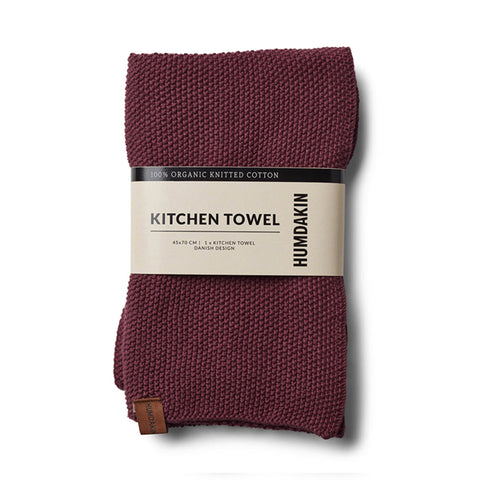 Humdakin Knitted Kitchen Tea Towels