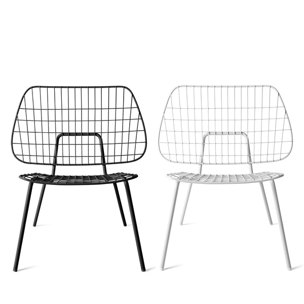 Menu WM String Lounge Chair - set of two, Menu, Huset | Modern Scandinavian Design