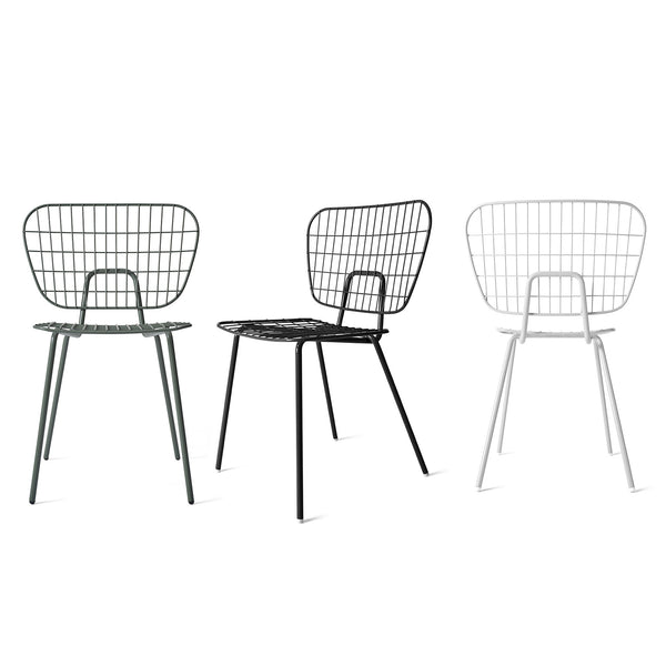 Menu WM String Dining Chair - set of two, Menu, Huset | Modern Scandinavian Design
