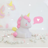 A Little Lovely Mini Unicorn Light, A Little Lovely, Huset | Modern Scandinavian Design