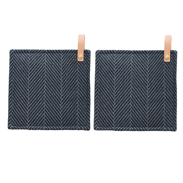 OYOY Momo Potholders - Set of 2
