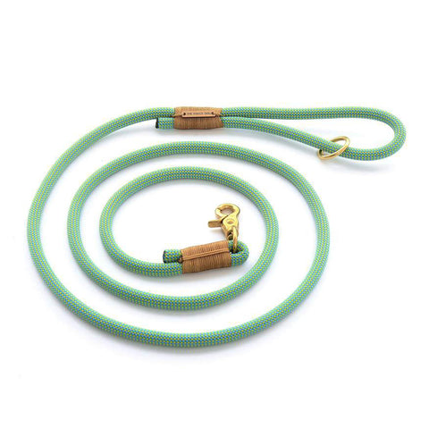 Foggy Dog Rope Leash