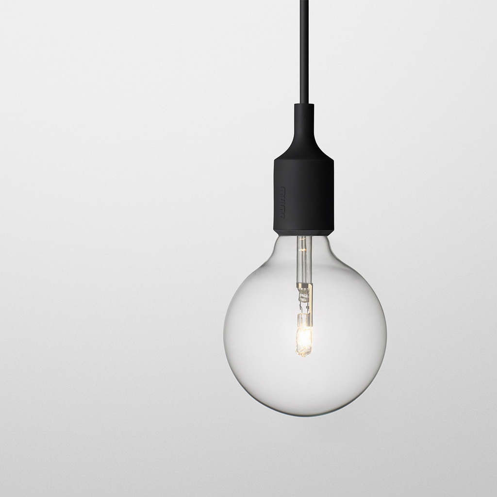 Muuto E27 Pendant Light by Mattias Ståhlbom - Huset Shop - 2