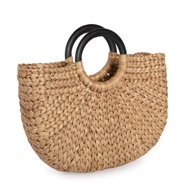 Sir Madam Demilune Basket Tote