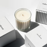 Stockhome Pinstripe Candles, Stockhome, Huset | Modern Scandinavian Design