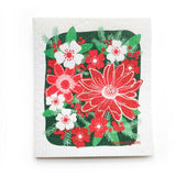 SweetGum Scandinavian Holiday Dish Cloths
