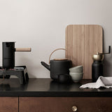 Stelton Collar Sugar Bowl