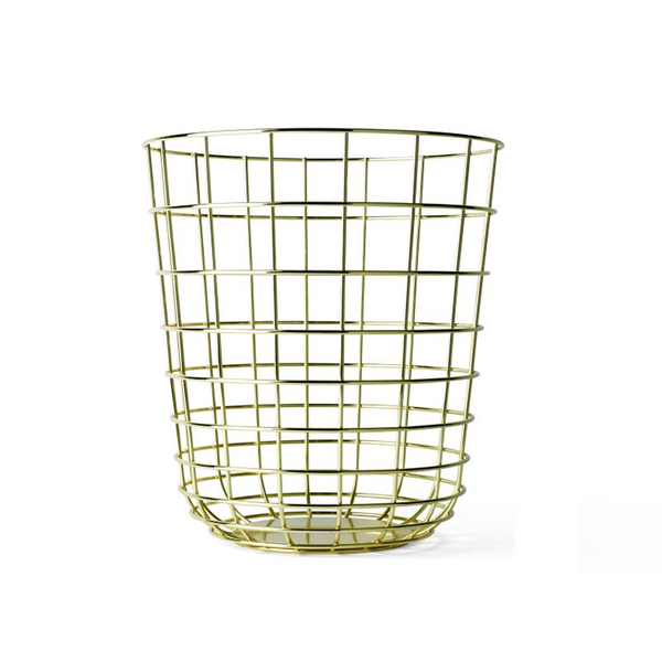 Menu Wire Bin, Menu, Huset | Modern Scandinavian Design