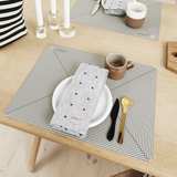 OYOY Silicone Placemat Set - Huset Shop - 4