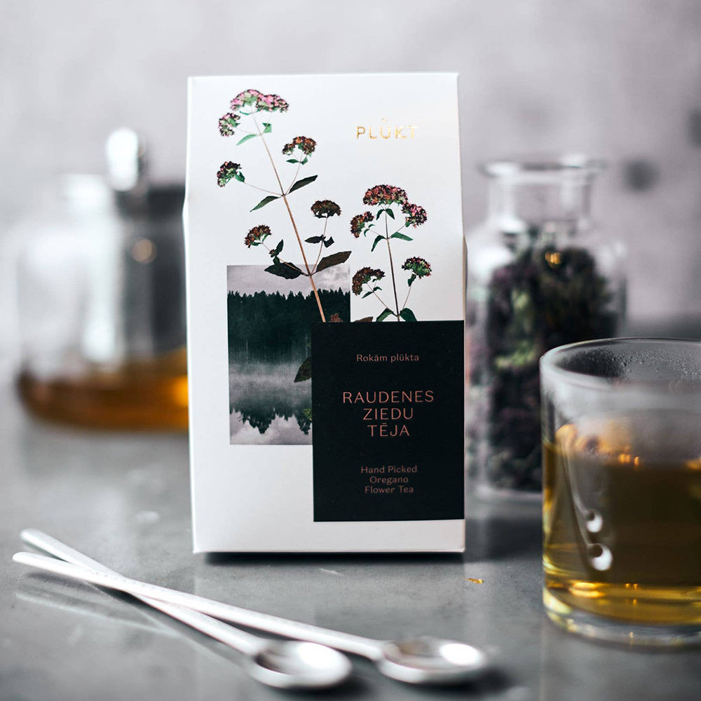 Plükt Organic Whole Flower Tea