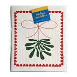 Swedish Holiday Dish Cloth - Huset Shop - 4