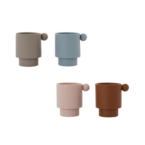 OYOY Tiny Inka Cup - Set of 2