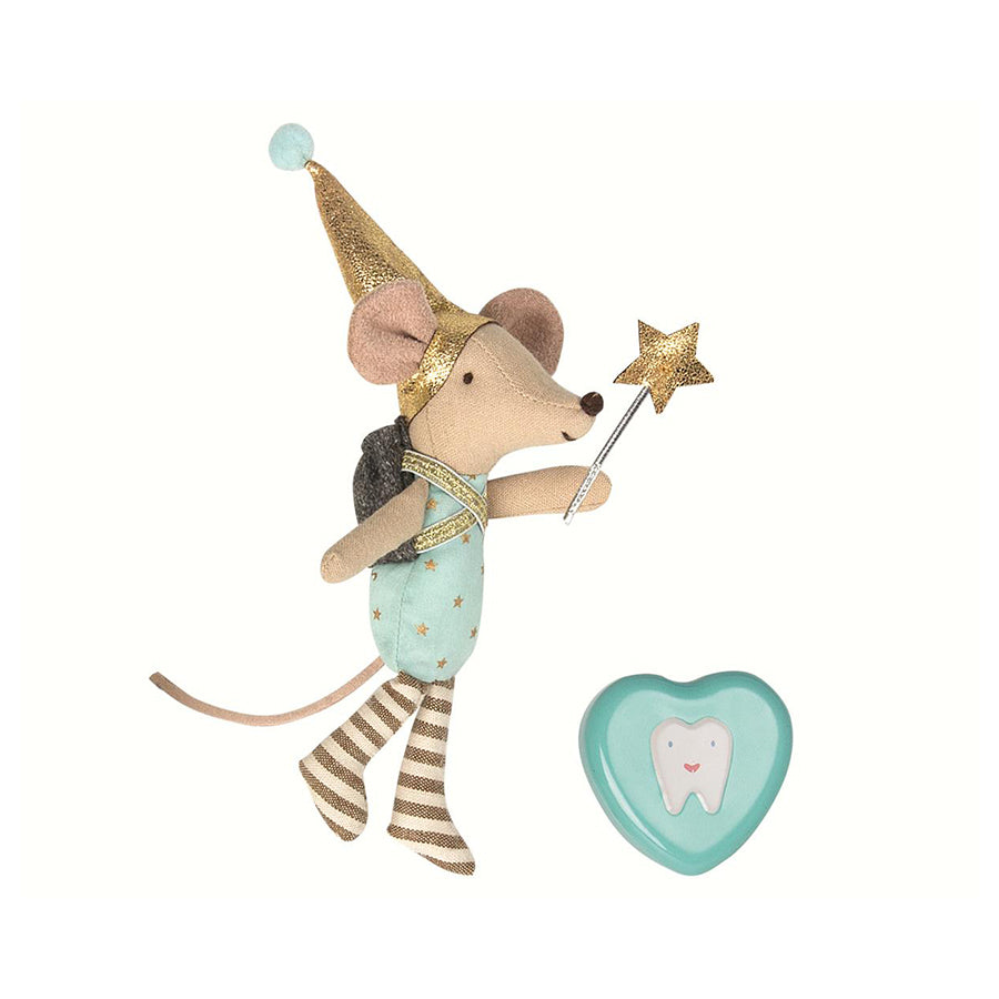 Maileg Tooth Fairy Mouse in Box, Maileg, Huset | Modern Scandinavian Design
