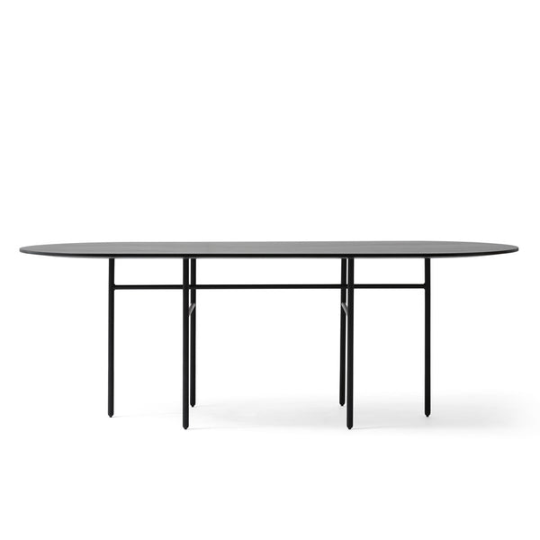 Menu Snaregade Oval Table, Menu, Huset | Modern Scandinavian Design