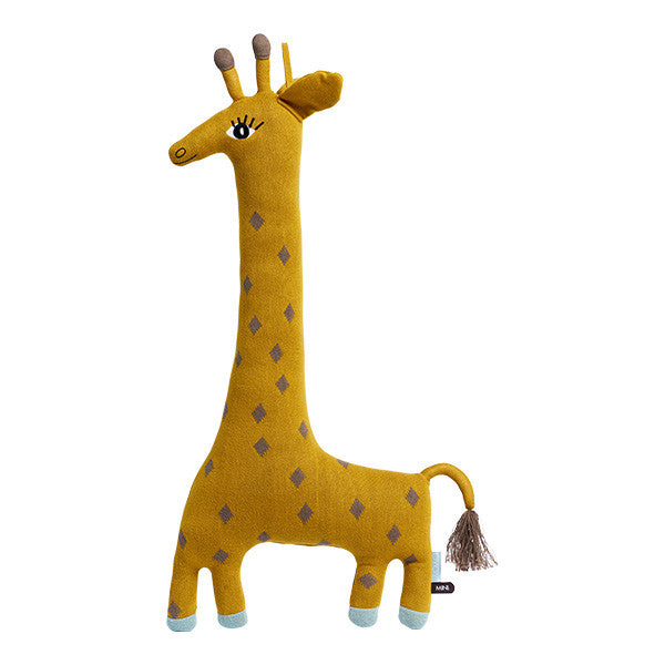 OYOY Noah Giraffe Cushion