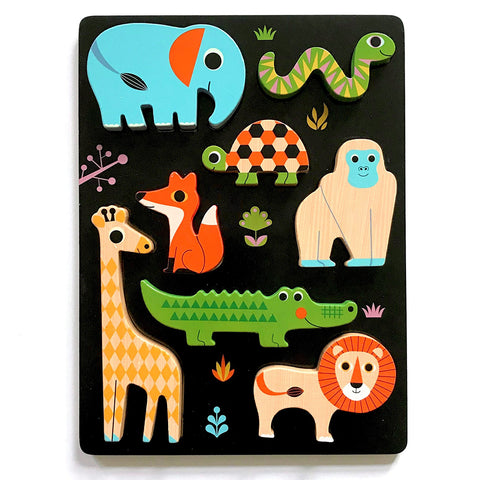 OMM Design Chunky Animal Puzzle