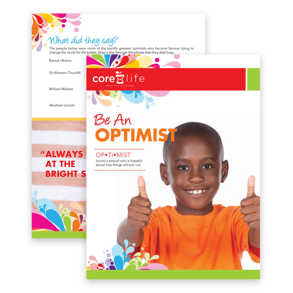 Optimism Classroom Package