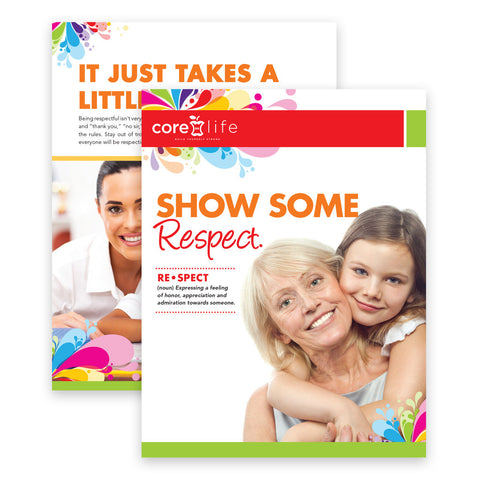 Respect Classroom Package