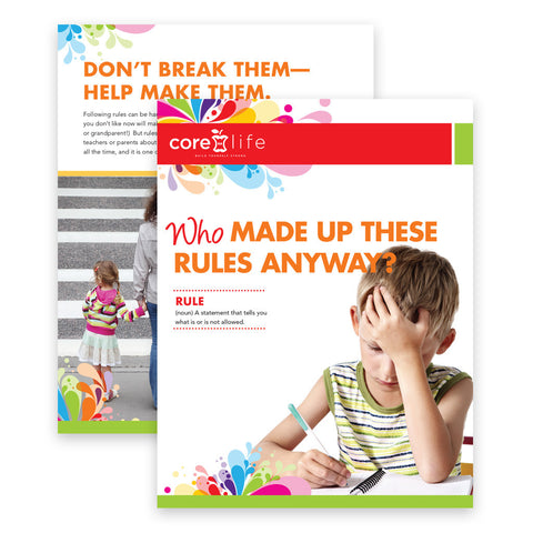 Rules Classroom Package
