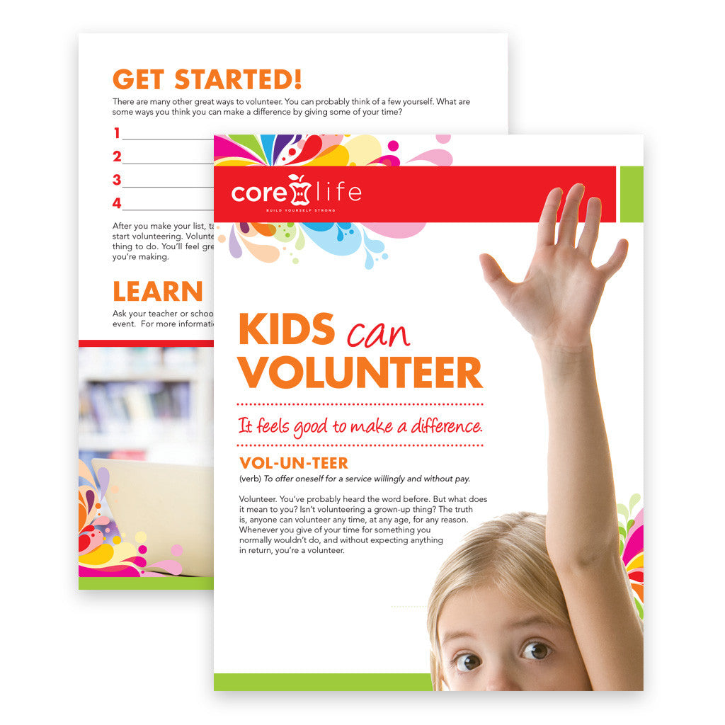 Volunteer Classroom Package