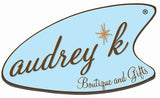 Audrey K Boutique Logo