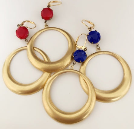Brigitte Hoops - Ceci Punch Designs