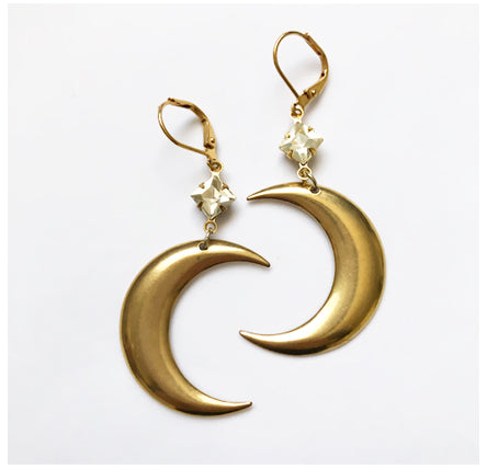 Moon Goddess-Gold