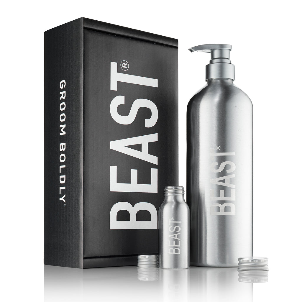 Beast Bottle Set