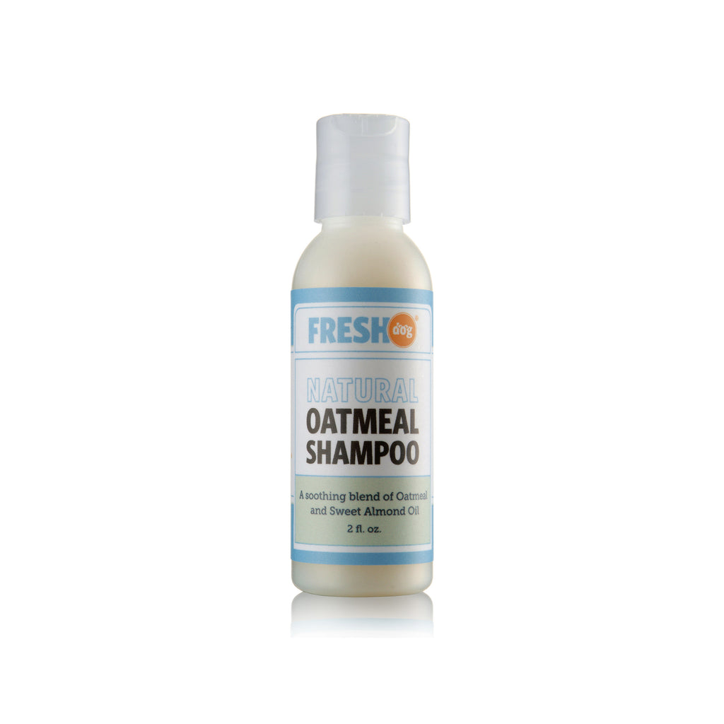 Fresh Dog Oatmeal Shampoo Travel Size