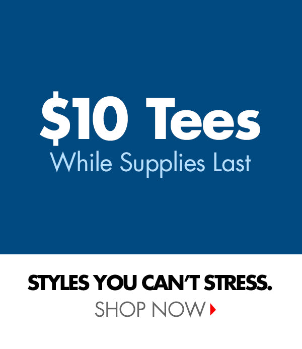 $10 T-shirts now available. The best Streetewear shirts on the planet.